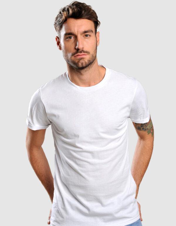 Vesti Stile Moda maglietta uomo Made in Italy