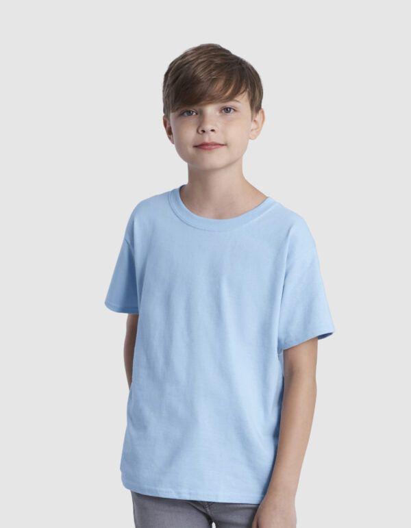Gildan Heavy Cotton Youth maglietta bambino